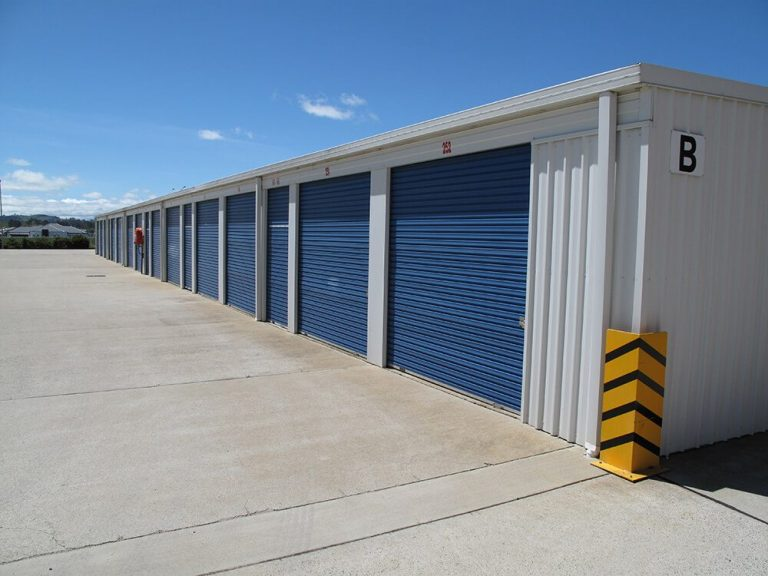 Choosing your Self Storage builders | Steel Storage