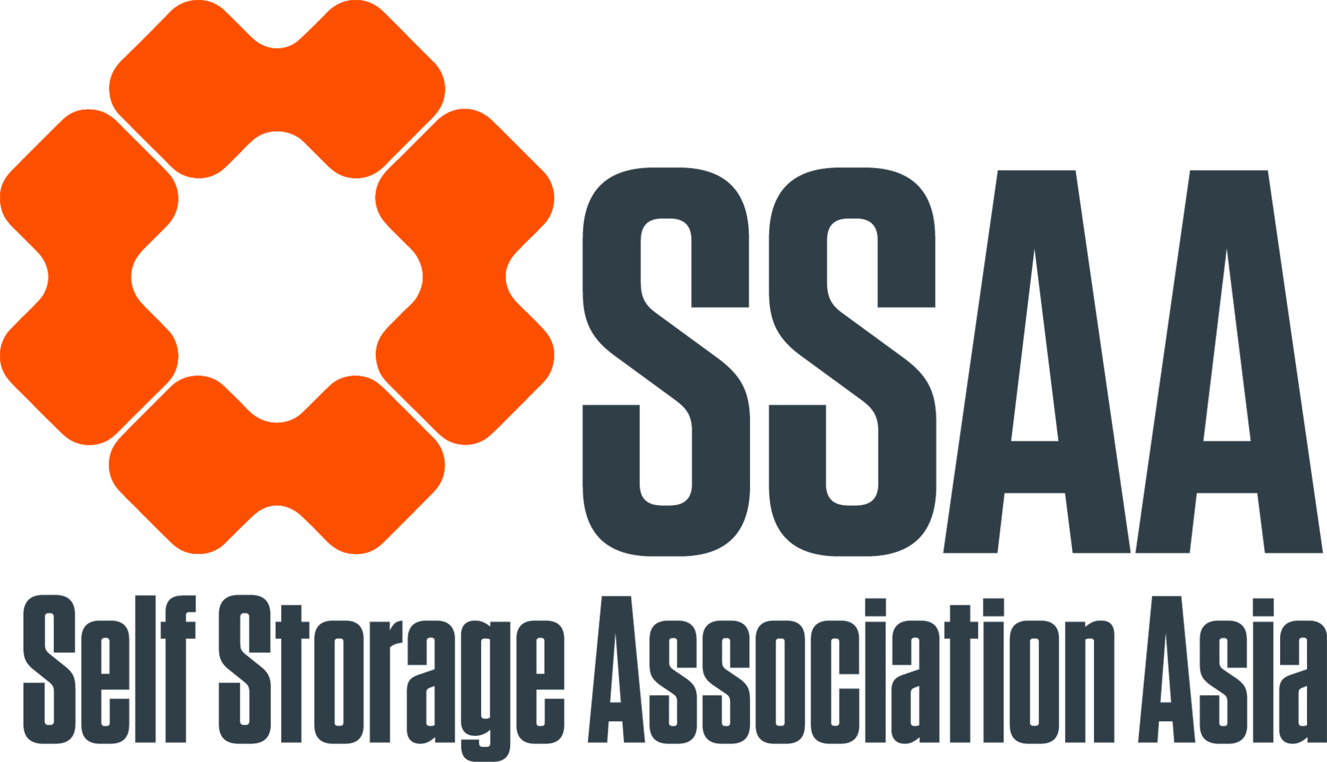 SSAA logo red large
