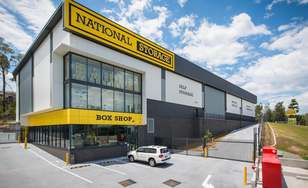 National Storage – Carrara