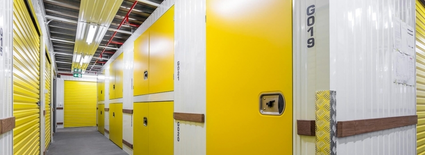 REFURBISHING YOUR SELF STORAGE FACILITY